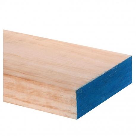 2x6x4.8m. Viga estructural de pino