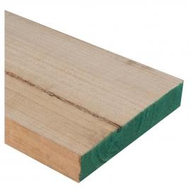 2x10x 3.2 m Pino dimensionado verde