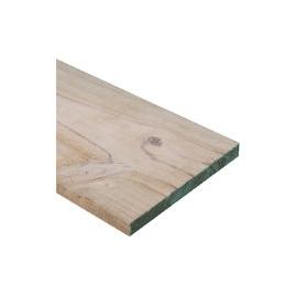 1x8x3.2 pino dimensionado verde