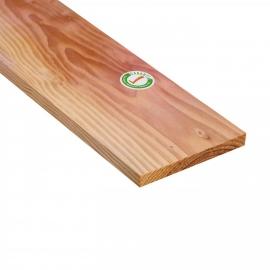 1x8x4mt pieza pino oregón