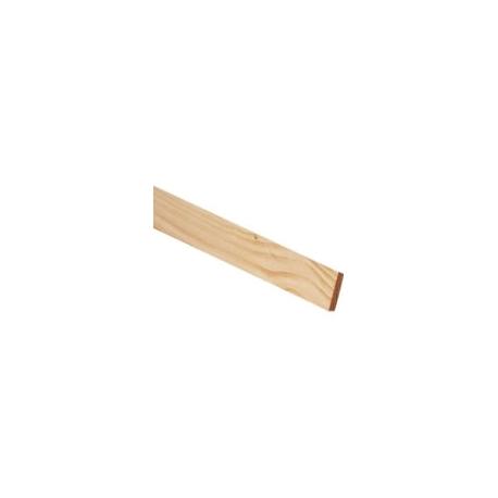 1x4x2.4m pieza pino Oregón