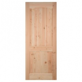 Puerta de pino  Oregón 45x 80x 200cm