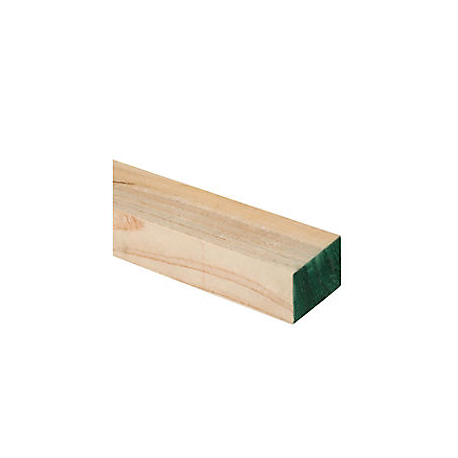 2x3x3.2m Pino dimensionado verde